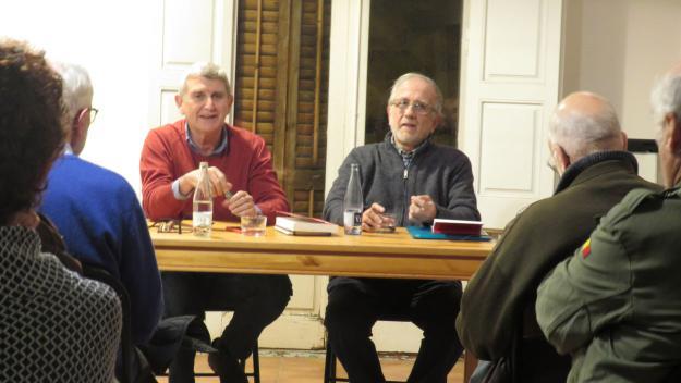 Juan Tortosa reflexiona a Sant Cugat sobre l'estat del periodisme