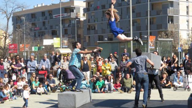 Segon cap de setmana de Dansa. Quinzena Metropolitana a Sant Cugat