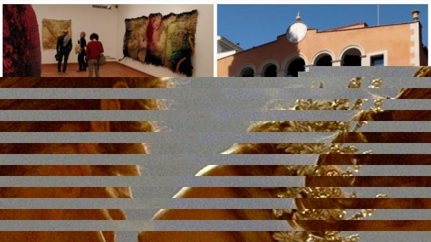 Sant Cugat, pionera en promoció de l'art tèxtil contemporani