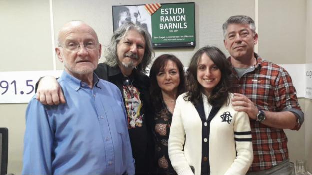 L'historiador i periodista Jesús Velasco presenta la seva primera novel·la al 'Lletres i música'