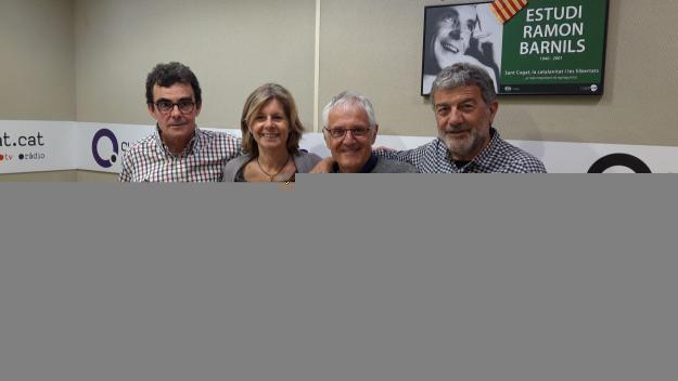 Carmela Fortuny protagonitza el 'Converses consentides' de Cugat.cat