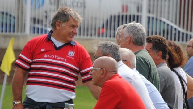 Xavi Baiget / Font: Club Rugby Sant Cugat