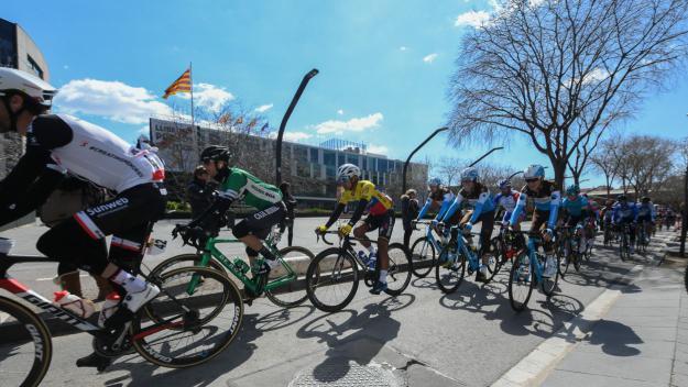 La Volta Ciclista provocarà alteracions a la mobilitat de Sant Cugat