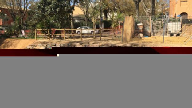 L'ACA enllesteix les obres de reposició de l'escullera de la riera de Can Cabassa