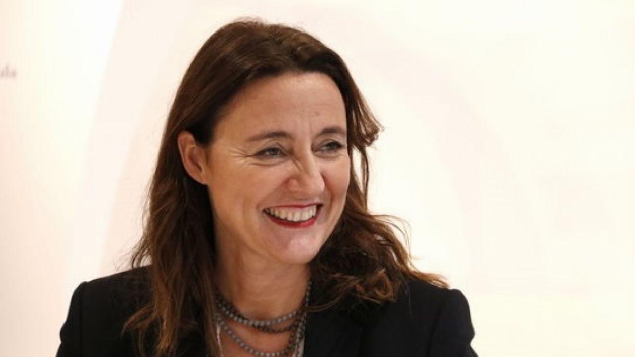 Mercè Conesa va ser alcaldessa de la ciutat entre el 2010 i el 2018 / Foto: ACN