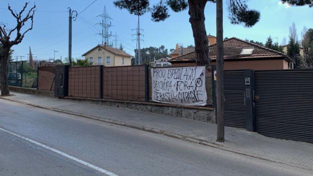 Denuncien 'amenaces i pressions' de l'empresa Desokupa a una casa de Valldoreix