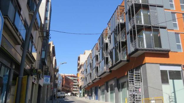 Imatge de la promoció de lloguer protegit per a gent gran de Rius i Taulet / Foto: Cugat.cat