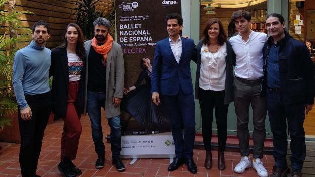 Una Electra avantguardista arriba a Sant Cugat de la mà del Ballet Nacional d'Espanya