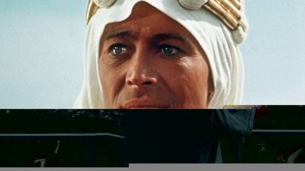 'Lawrence de Arabia' és una de les pel·lícules que apareixen a la secció