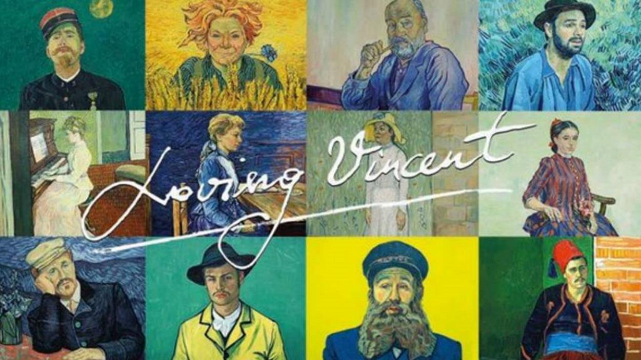 Cinema d'autor: 'Loving Vincent'