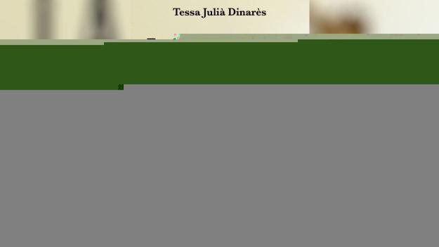 Presentació de llibre: 'La pell girada', de Tessa Julià