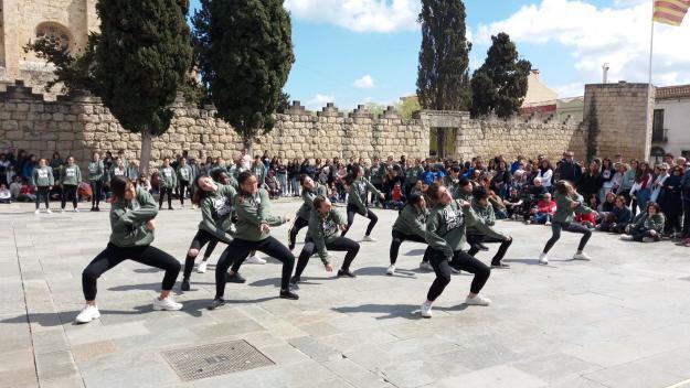 'Tothom balla' posa punt final al festival Dansa: Quinzena metropolitana a Sant Cugat