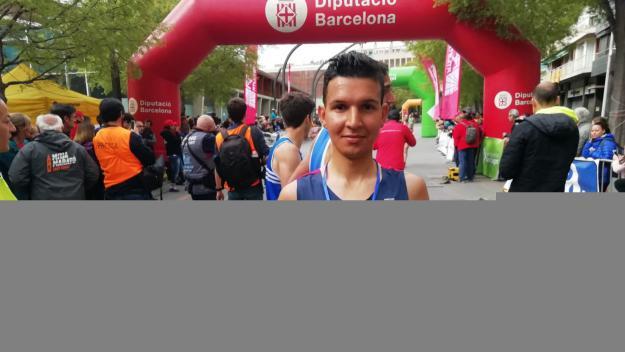 Eddin Houssame ha revalidat el títol estatal a Sant Cugat / Font: Cugat.cat