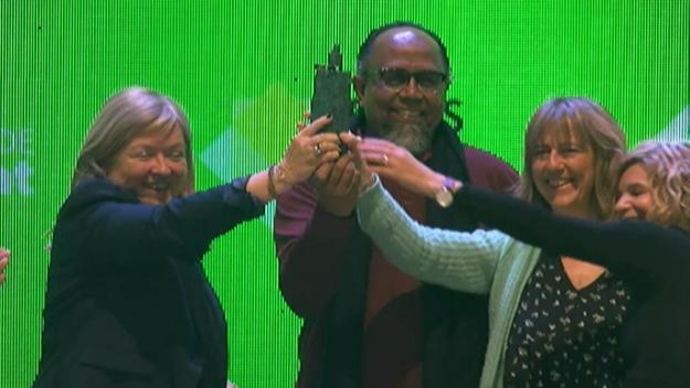 La dècada de passió per la música gòspel, reconeguda amb un Premi Sant Cugat