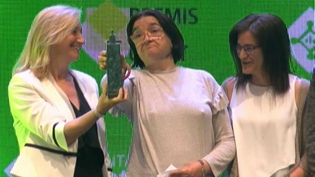 Premi Sant Cugat a un quart de segle de compromís amb les persones amb discapacitat intel·lectual