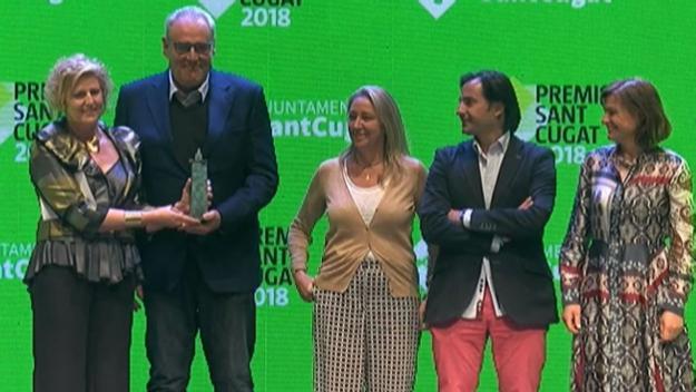 El Club Volei Sant Cugat, Premi Sant Cugat per la promoció de l'esport