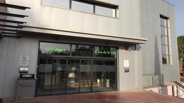 L'EMD de Valldoreix retira la pancarta dels 'presos polítics' de la façana