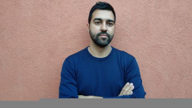 [Entrevista] Els autors d'aquest Sant Jordi: Toni Muñoz