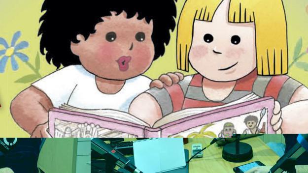 Presentació de llibre: 'La Selma i la Maria', conte infantil-juvenil