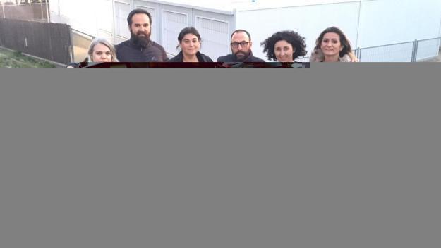 Iona Casadevall, Gabriel Jover, Laura Alegre, Andreu Giralt, Eva Fernández i Carola Alegre són els membres de la nova junta / Foto: Cedida