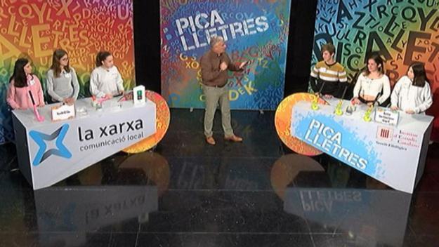 El concurs de coneixement lingüístic 'Pica Lletres' torna avui a Cugat.cat