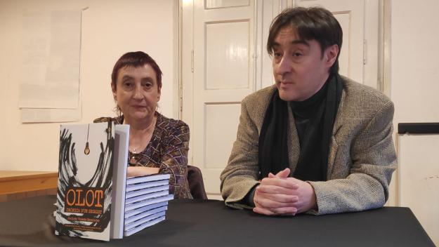 [Entrevista] Els autors d'aquest Sant Jordi: Jacinto Vicente