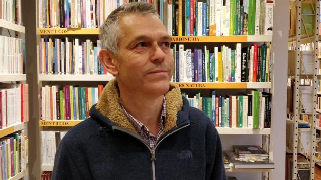 [Entrevista] Els autors locals d'aquest Sant Jordi: Lluís Calvo