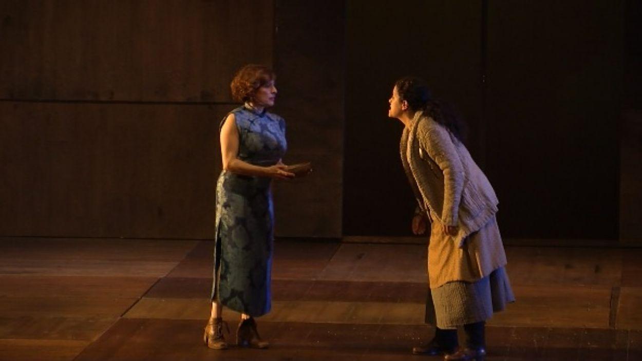 'La bona persona de Sezuan' qüestiona al Teatre-Auditori els límits de la bondat humana