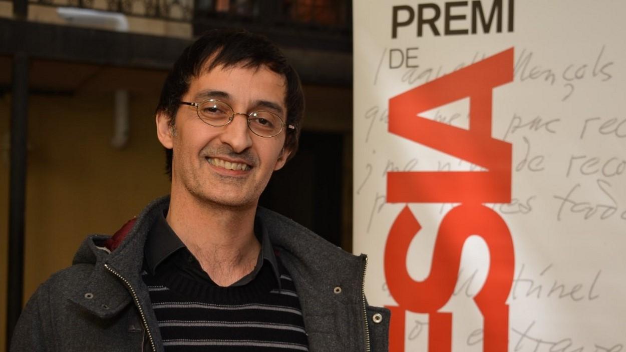 Francesc J. Gómez, 17è premi de poesia Gabriel Ferrater