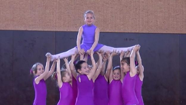 La Gimnastrada reuneix al pav3 centenars de persones en una nova edició multitudinària