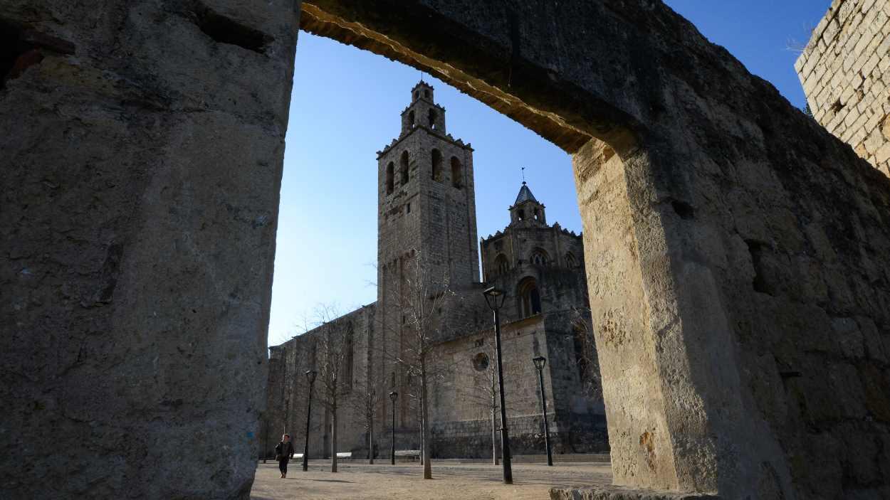 L'acte tindrà lloc als Jardins del Paga-li Joan, a tocar del Monestir de Sant Cugat / Foto: Cugat Mèdia