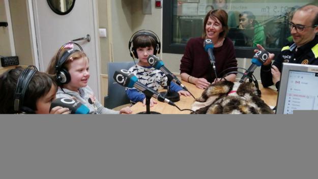 Un gos no és una joguina, conclusió del projecte de El Cau Amic amb el Ferran i Clua