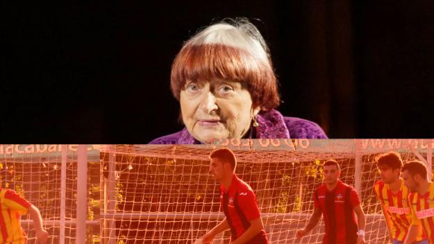 Agnès Varda va morir la setmana passada / Foto: Jean-Pierre Dalbéra