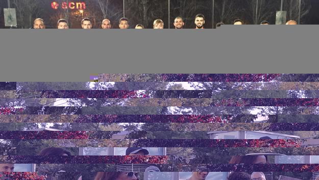 Plantilla del primer equip de la Penya Blaugrana Sant Cugat / Font: Penya Blaugrana Sant Cugat
