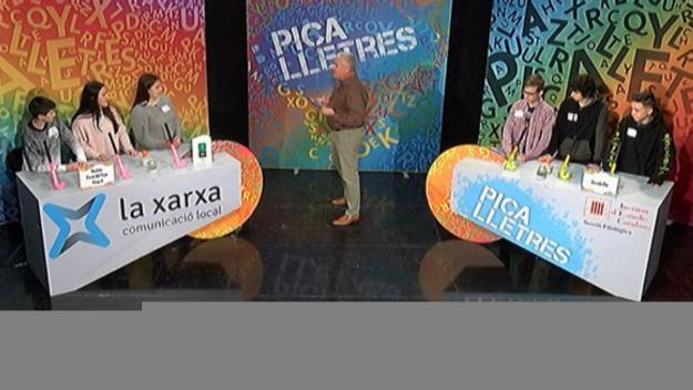 L'institut Forat del Vent i l'escola Pia de Sabadell, enfrontats al 'Pica Lletres'