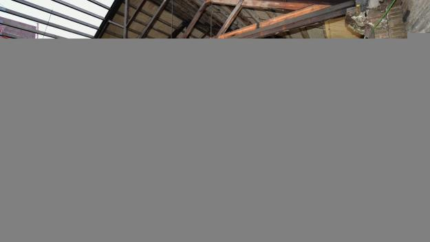 Imatge d'una visita d'obres el novembre de l'any passat / Foto: Localpres