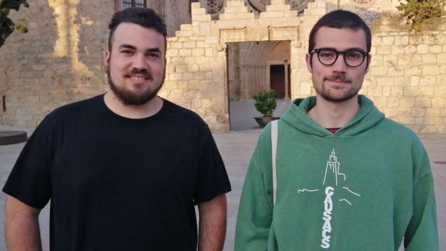 [Entrevista] Santiago Pie i Martí Vinyes (Gausacs) aposten per cuidar la relació amb el poble per seguir creixent