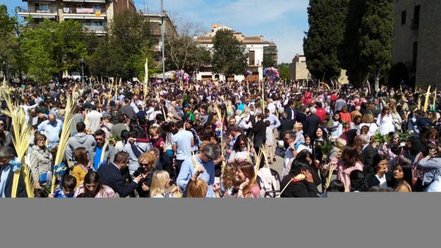Octavià s'ha omplert amb aquesta tradició / Foto: Cugat.cat