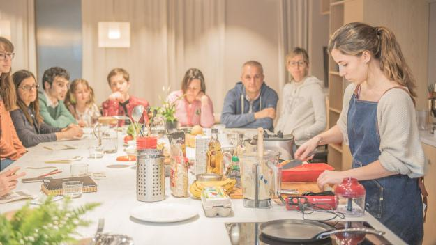 Veritas Sant Cugat estrena un espai de tallers, cursos i xerrades