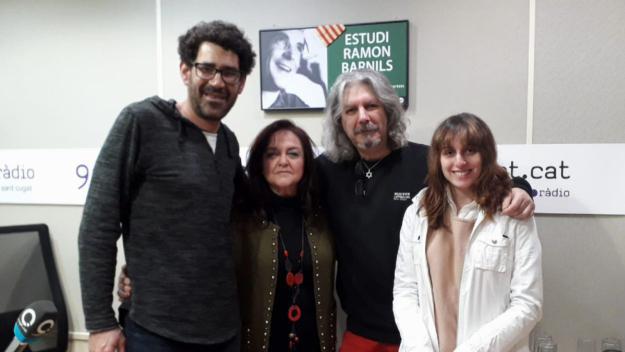 Jordi Ledesma protagonitza el 'Lletres i música'