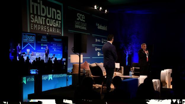 El Tribuna Sant Cugat posa enguany la vista a la internacionalització de l'empresa catalana