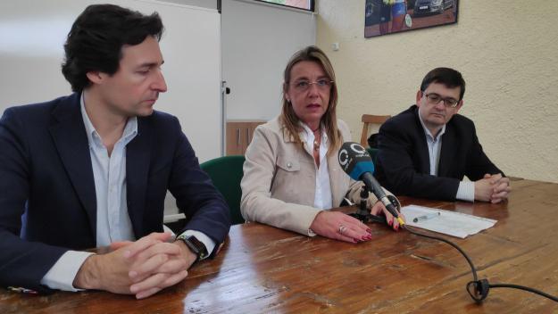 Marta Salvador, presidenciable del PP per l'EMD de Valldoreix