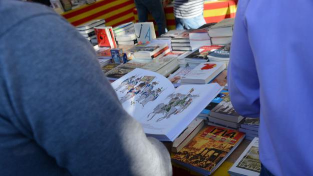 Recomanacions literàries dels llibreters de Sant Cugat per Sant Jordi