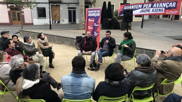 En Comú Podem s'erigeix com el 'vot de fiar' per a la transformació de l'Estat espanyol