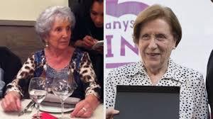 Carmen Rojo i Montserrat Obiols seran filles predilectes de Sant Cugat