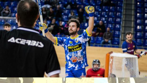 Pol Galbas jugarà amb el Montevello italià la propera temporada