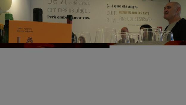 Moment de la presentació al ViLab / Foto: Cugat.cat