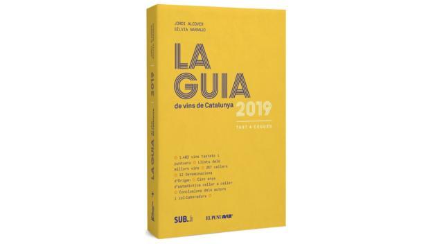Presentació de la Guia de Vins de Catalunya + tast de vins