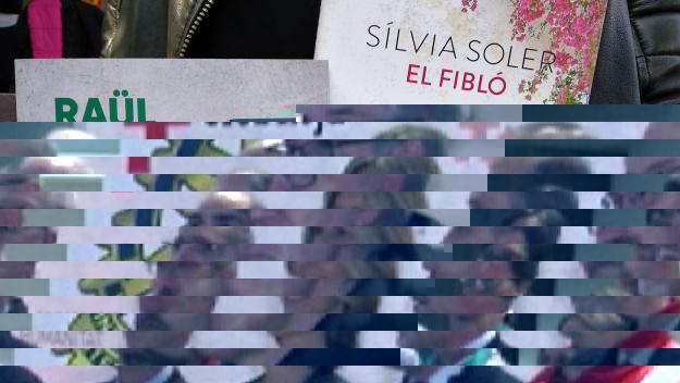 'El fill de l'italià' i 'El fibló', els llibres més venuts a Sant Cugat