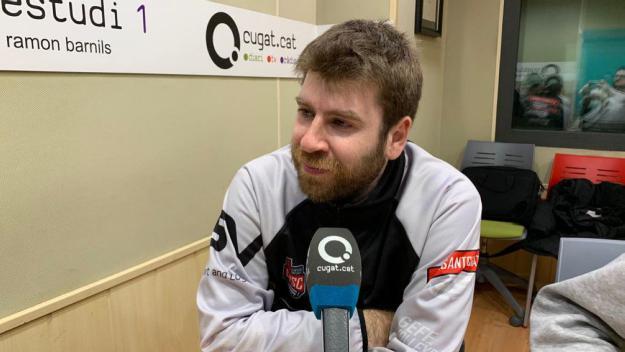 Rafa Ruiz renova amb del DSV-Club Voleibol Sant Cugat